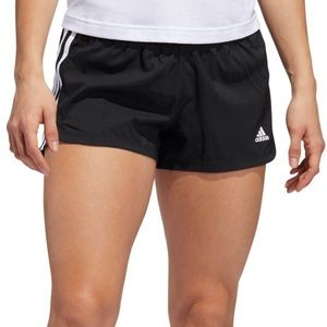 Adidas pacer 3 stripe woven short